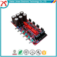 Bluetooth 2.1 Channel Audio Amplifier Circuit Board Assembly