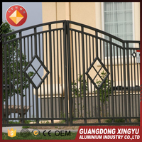 Cheap Steel House Fence And Gates