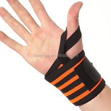gym weightlifting wrist wraps