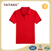 Wholesale Blank Buttonless Unisex Couple Polo T-Shirt