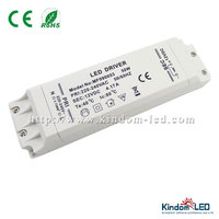 High quality led dmx decoder led driver 4.17a,led emergency driver 50w