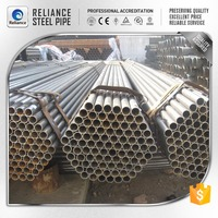 ALL TYPES OF MILD STEEL ROUND PIPES