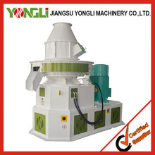 Wheat harvest waste press pellet machine