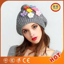 Kids Cable Knitted Scarf Glove Hat Gloves Sets