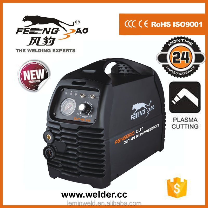 Good Quality Inverter Plasma Cutting Machine Metal Cutter With Air Compressor
