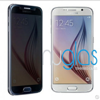 Accept OEM /LOGclear/anti-glare /privacy/mirror/self repair/anti-shock tempered glass for samsung s3 s4 s5 s6 s7 note2 3 4 5 6 7
