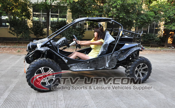 Powered 500cc go kart buggy 4x4 with EFI engine