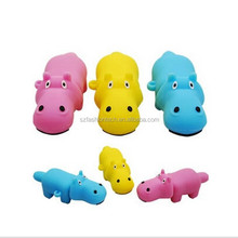 PVC Hippo cartoon anime OTG usb flash drive / river horse cartoon mobile phone usb flash drive