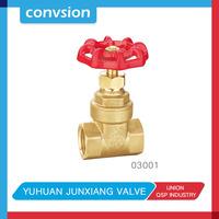 medium pressure oil knife gate valve pn16 female* female gate valve