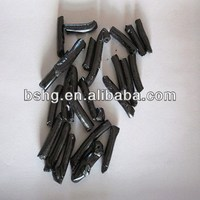 Solid Coal Tar Pitch for Producing Anode