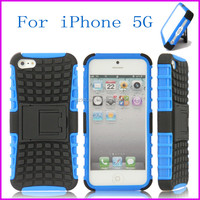 Stylish Best sellling rugged heavy duty Case new design Dual Layer Tough hard smart Shockproof Armor Cover case for iPhone 5G