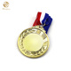 Wanfeng High Quality Cheap Custom Blank Sports Trophy Medal With Logo