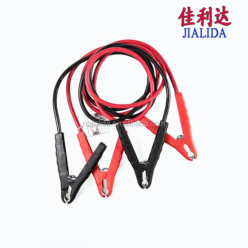 PVC TPE car ethernet booster cheaper connect jumper cables