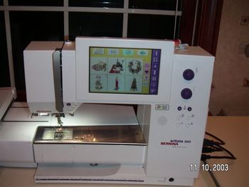 Bernina Artista 200e New In Box