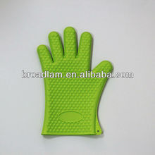 Durable Cooking 5 Fingers Silicone glove, anti-hot cooking pan or dish