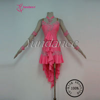 Professional Custom Beautiful Sexy Kids Dancing Dresses Performance L-11285