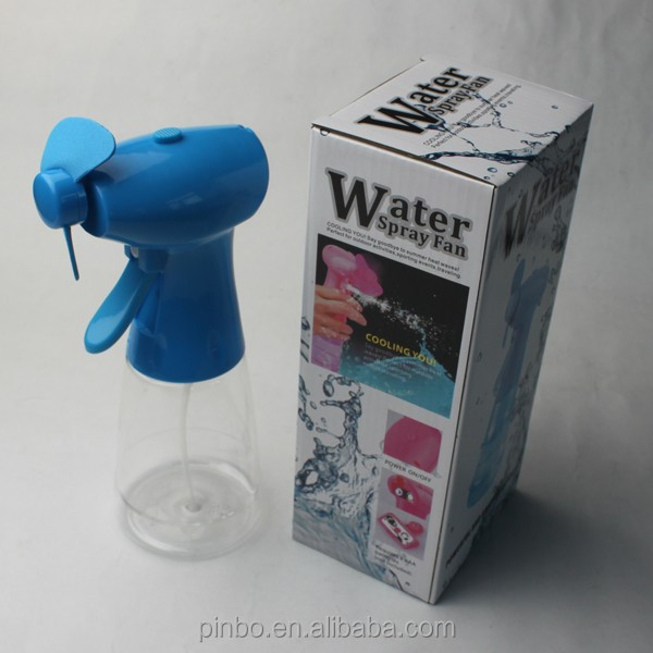 Summer Outdoor Cooling Water Misting Spray Fan