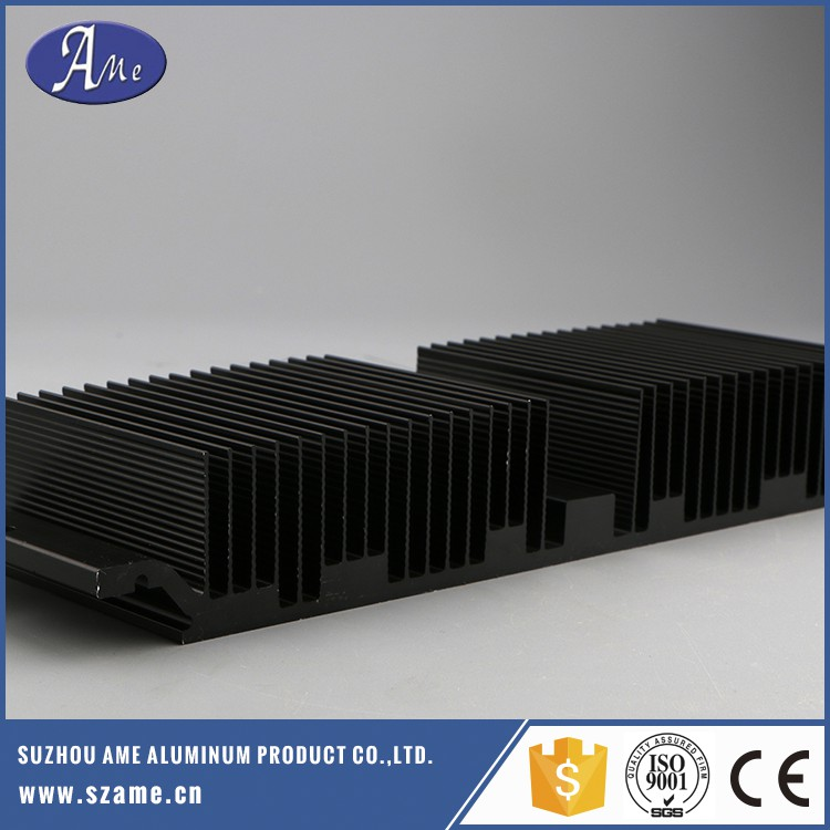 zhaga extruded aluminum led heatsink