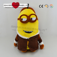special design minion despicable me minion soft plush toy wholesale baby dolls for sale