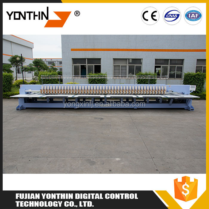 Flat Embroidery Computer Embroidery Machine Cording Device
