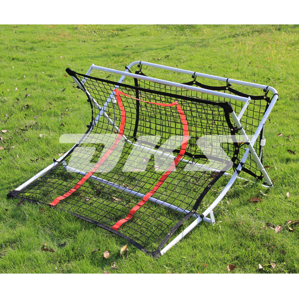 Football training rebound equiment / multi sport foldable training machine set