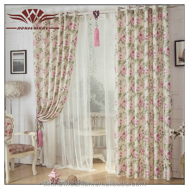 Wave Drapery, Pleated Drapery,Casual Curtains