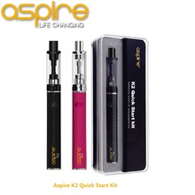Aspire K2 Glassomizer with 800mah EGO Battery for Aspire K2 Quick Start Kit in stock