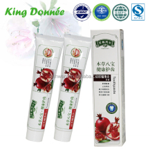 good quality Ganoderma toothpaste herbal toothpaste brands