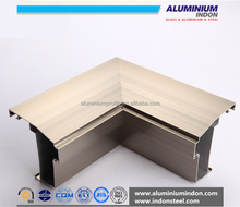 Popular aluminum profiles for aluminum sliding door frame aluminum window accessory products