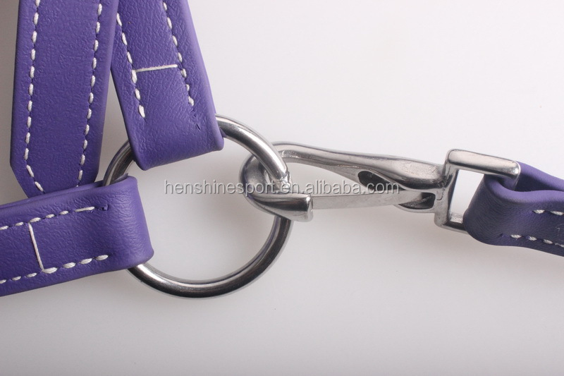 comfortable durable waterproof horse headstall