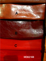 Luggage leather PVC Artificial leather