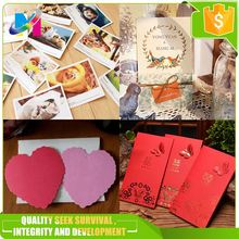 Wholesale High Quality Paper Cardboard Printed Greeting Card and postcard (Cards)