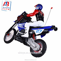Huanqi 528 RC Motorcycle 35MHz Motor Off-road High Speed Wireless Radio Control RC Motorcycle