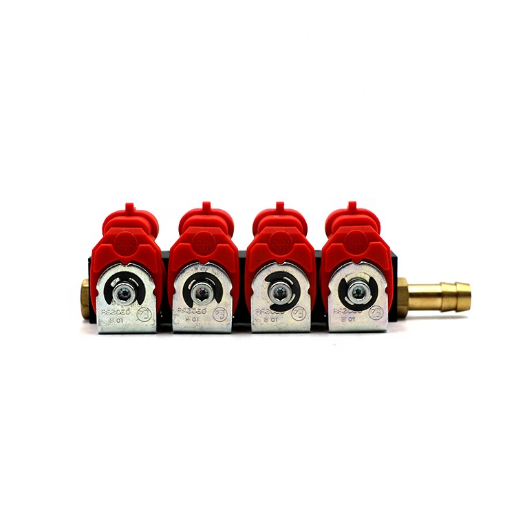 lpg/cng injection rail injector for lpg cng car conversion