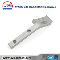 CNC Aluminum Milling Parts Precision Process