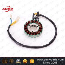 GN125 18 pole Flywheel Magneto Stator Motorcycle Generator Magneto Stator Coil