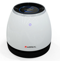 High quality low price HEPA ionizer desktop air purifier /home air cleaner for wholesaler/OEM,ODM