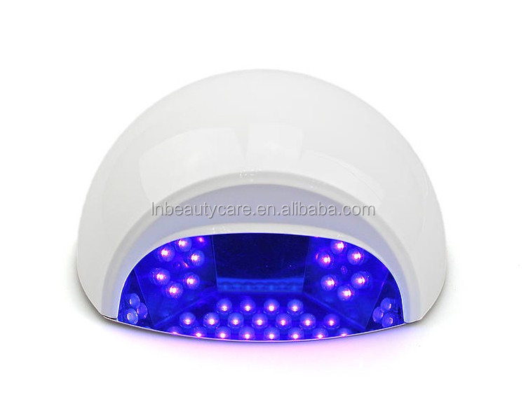 12W LED Lamp led uv lamp led gel polish nail lamp with CE and ROSH