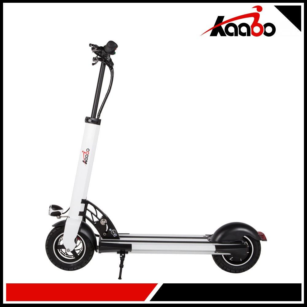 High Speed Cover 60KM Scooter Having LCD Multi-Function Throttle To Replace 2 Wheel Electric Scooter