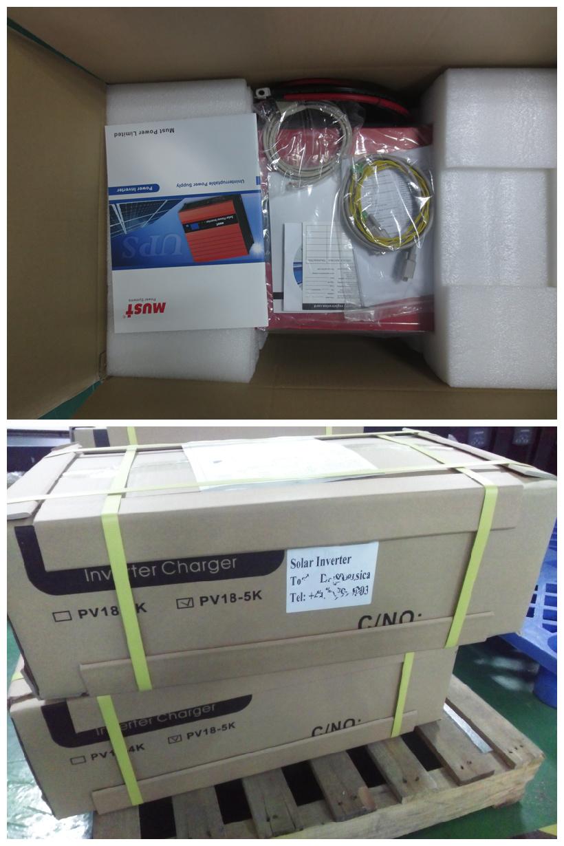 3000w Pure Sine Wave Inverter Dc Ac Buck Converter Solar True Circuit Diagram Package