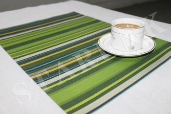 New fashion pvc polyester colourful clear vinyl carpet runners for sale custom placemats