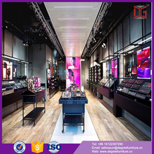Luxuty Matching Wooden Cosmetic Shop Furniture