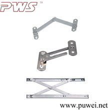 Aluminum Casement Window Hinge Friction Hinge , Window Stays and Fasteners , Safety Locks for Doors