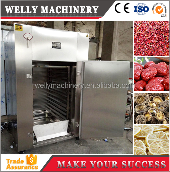 drying oven/ fruit and vegetable dryer/ hot air drying oven