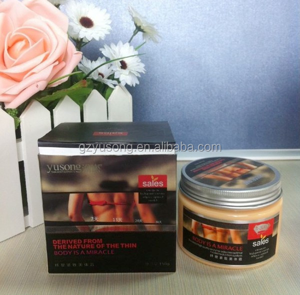 Yusong nature plant best slim cream & slimming firming cream