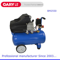 2.5hp 50L portable air compressor
