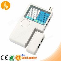 Network Cable Tester RJ45 RJ11 RJ12 BNC USB HM-CT421