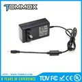 High quality laptop audio charger 100-240v 1a 50-60hz adapter