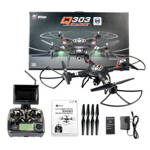 Q303 Long range quad copter 5.8G FPV rc camera drone