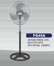 18 inch pure copper motor wire Stand fan polar wind fan